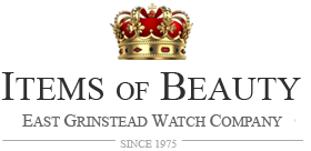 ITEMS OF BEAUTY Logo