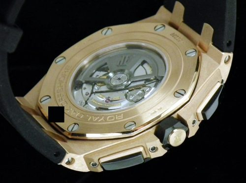 Virtually unworn Audemars Piguet Royal Oak Offshore