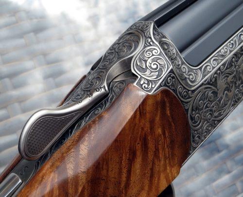 Limited Edition 12g Blaser F3 Dragon shotgun