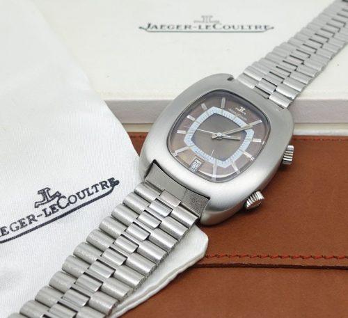 Vintage Jaeger-LeCoultre Memovox