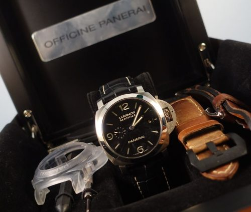 Gents panerai PAM 312 Full 2015 set