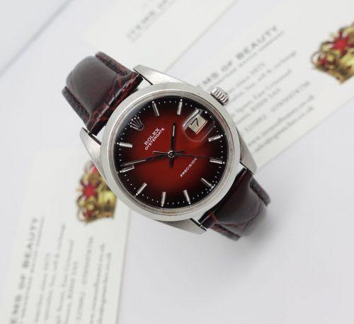 Vintage Rolex Oysterdate Precision
