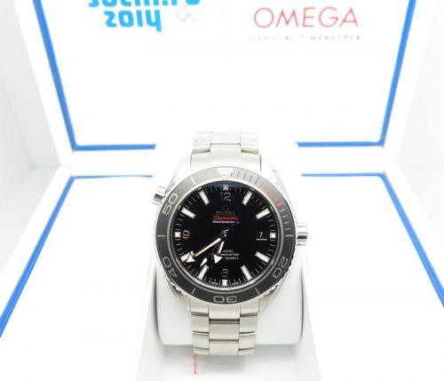 Limited edition 2014 Sochi Olympics Omega Seamaster