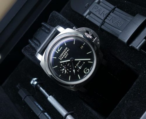 Panerai Luminor 1950 8 Days GMT