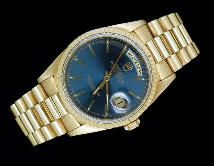 Gold Rolex Watches Up To 70 Off At Tradesy Page 4