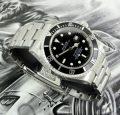 Sought after Steel Rolex Sea Dweller ref 16600T