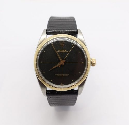 Rare gents Zephr dial Rolex Oyster Perptual