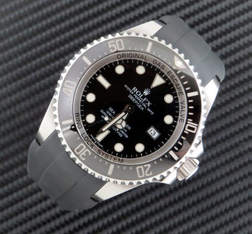 Rolex Deep Sea - Sea Dweller with box & papers