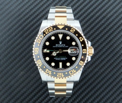 Brand new discounted Rolex GMT Master II